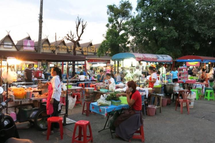 Ankunft in Thailand – der Zauber des ersten Abends