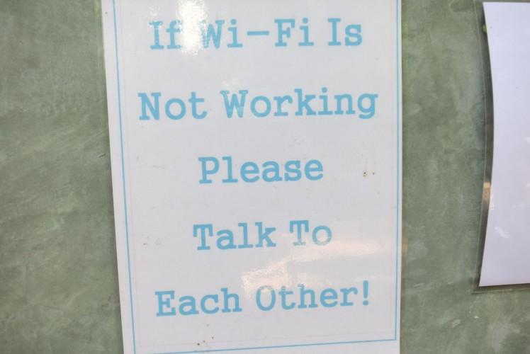 WiFi überall – Fluch oder Segen?