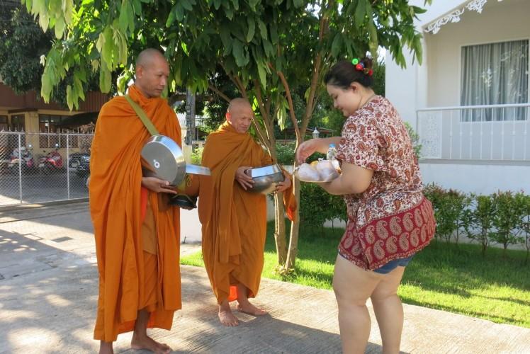 Gelebte Spiritualität: Die Opfergabe als Ritual