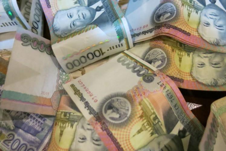 Währungswunder Laos
