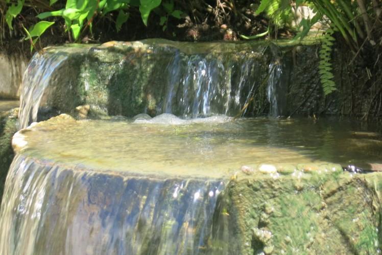 Von der Wertschätzung des Wassers …