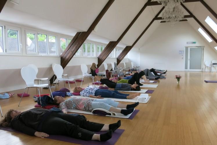 Feldenkrais in der Yoga-Ausbildung