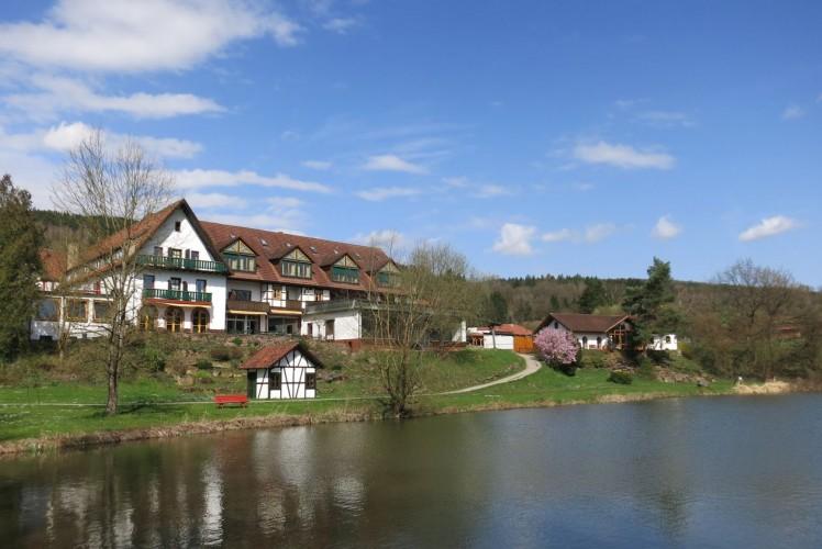 Feldenkrais-Urlaub im Hotel Gut Dürnhof im Spessart