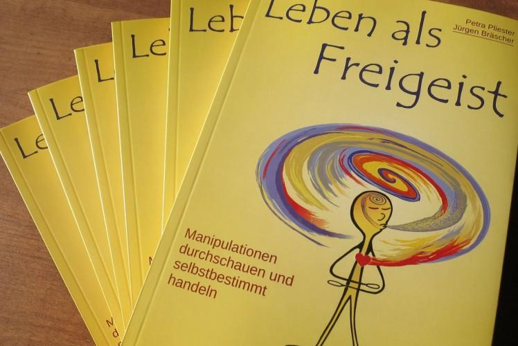Buchpremiere: Leben als Freigeist